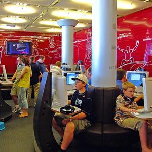 Интернет-кафе Косы
