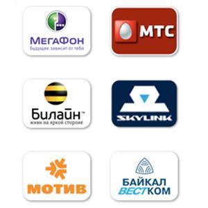 Операторы сотовой связи Косы