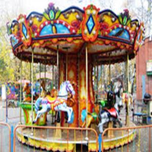 Парки культуры и отдыха Косы