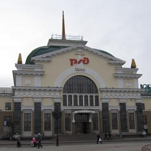 Железнодорожные вокзалы Косы